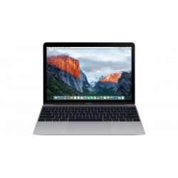 MLH72T/A MacBook 12-inch: 1.1GHz Dual-Core Intel Core m3, 256GB - Space Grey