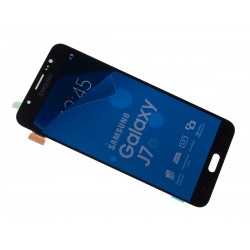 Display touch screen completo originale Samsung SM-J710 Galaxy J7 2016 Black GH97-18855B GH97-18931B